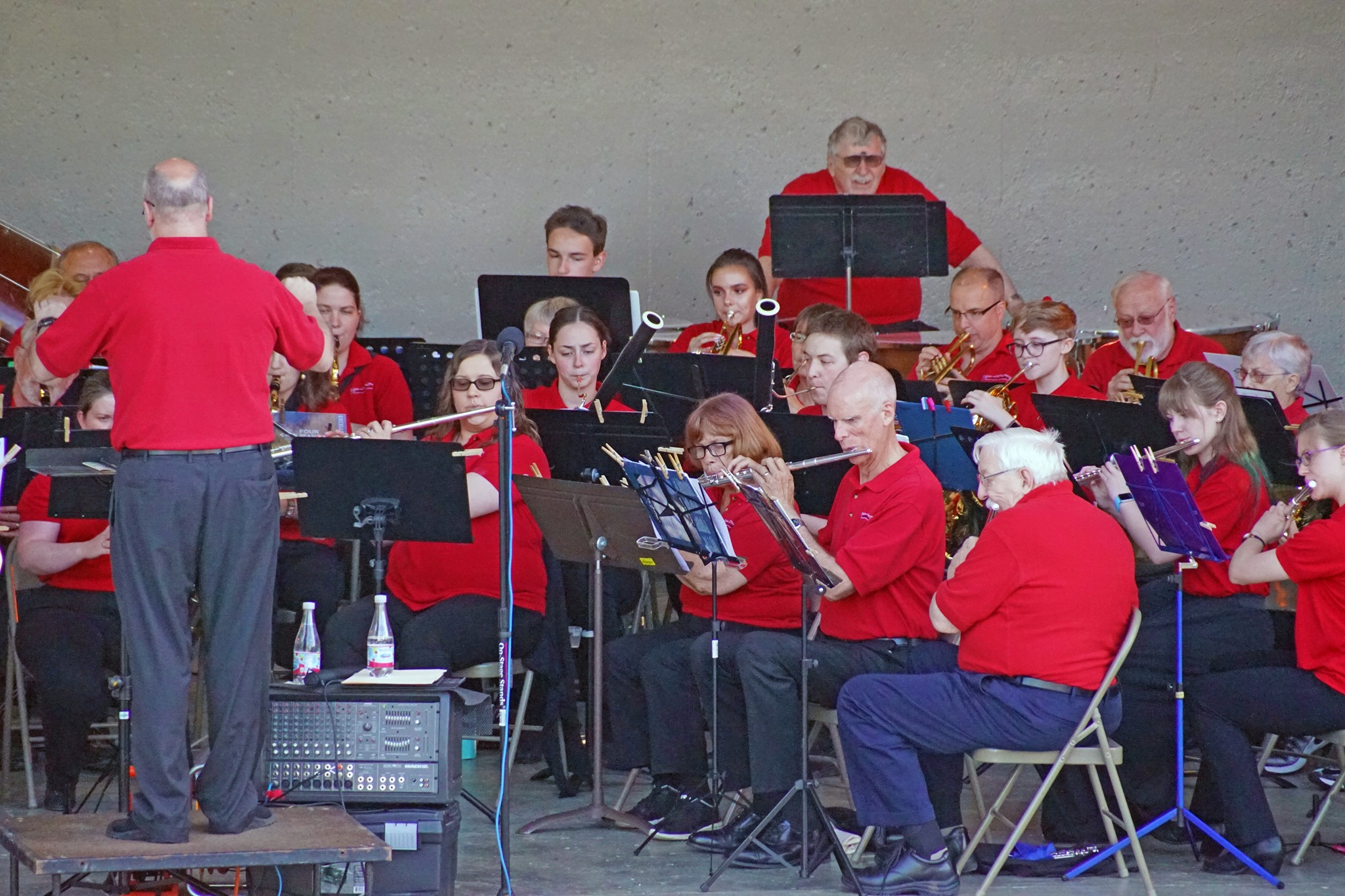 Loveland Concert Band Events